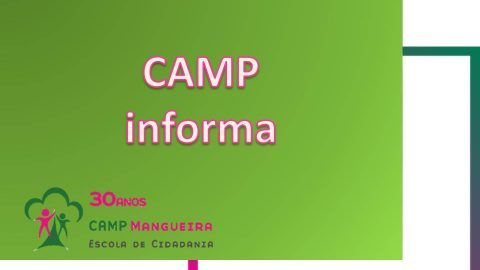 Encontros Remotos com Aprendizes do CAMP